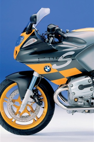 iPhone Wallpaper BMW R1100 motorcycle