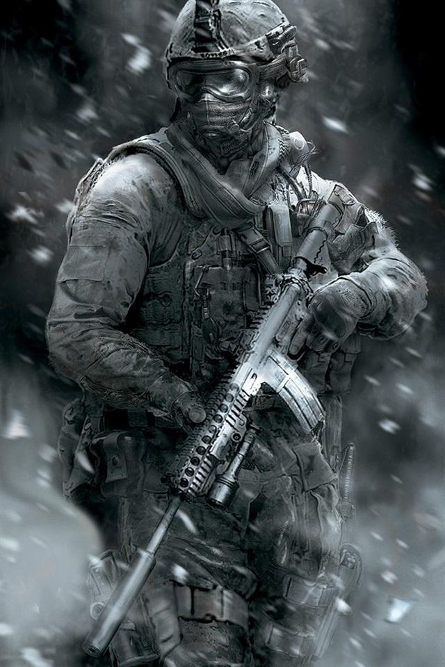 Fonds D 233 Cran Call Of Duty Modern Warfare 2 Hd 1920x1080