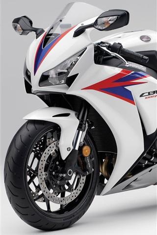 iPhone Wallpaper Honda CBR1000 RR 2012 motorcycle