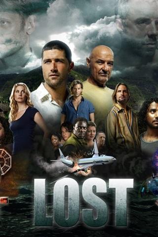 iPhone Wallpaper U.S. drama Lost