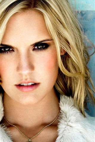 iPhone Wallpaper Maggie Grace 02