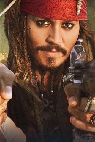 iPhone Hintergrundbilder Pirates of the Caribbean