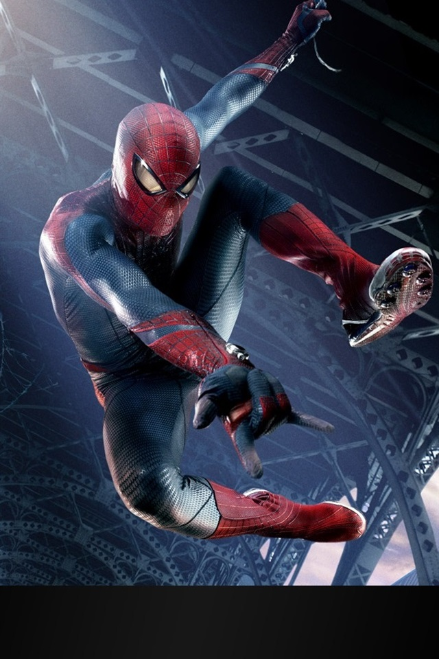 The Amazing Spider Man 2012 640x960 Iphone 4 4s Wallpaper Background Picture Image