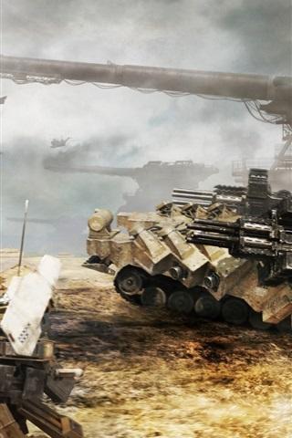 iPhone Papéis de Parede Armored Core 5