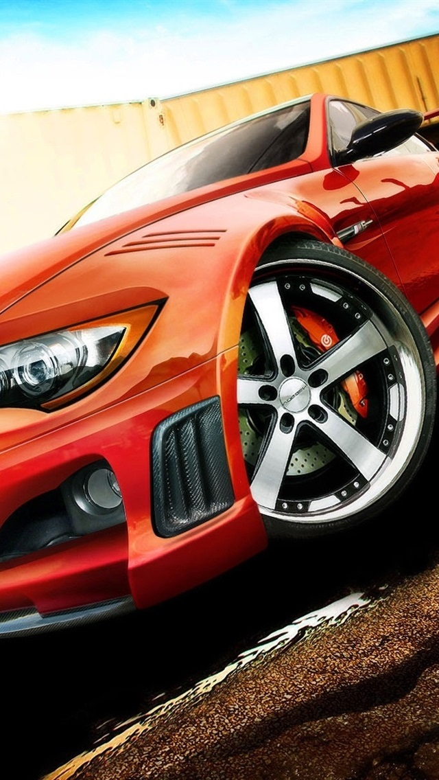 Bmw M6 Tuning 640x1136 Iphone 5 5s 5c Se Wallpaper