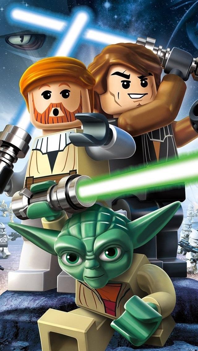 LEGO Star Wars III The Clone