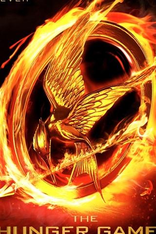 iPhone Hintergrundbilder The Hunger Games