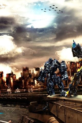 iPhone Hintergrundbilder Transformers Film HD