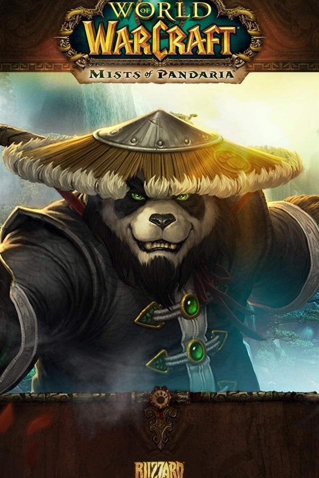 壁纸 魔兽世界:熊猫人之谜 1920x1200 HD 高清壁纸, 图片, 照片
