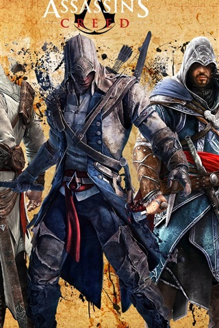iPhone Wallpaper Hot game Assassin's Creed