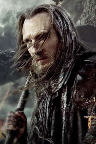 iPhone Wallpaper Ralph Fiennes in Wrath of the Titans