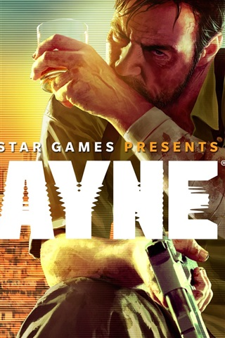 iPhone Wallpaper 2012 Max Payne 3 game