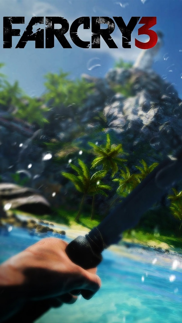 Far Cry 3 Wide 640x1136 Iphone 5 5s 5c Se Wallpaper Background