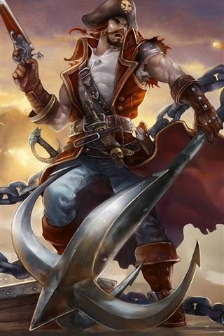 iPhone Papéis de Parede League of Legends HD