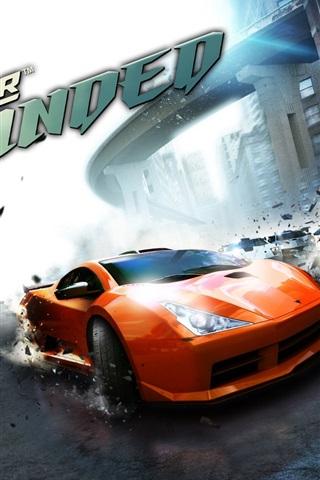 iPhone Papéis de Parede Ridge Racer Unbounded