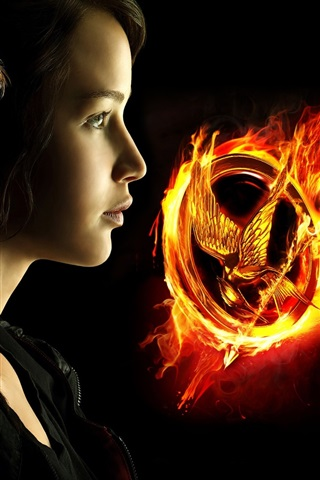 iPhone Hintergrundbilder The Hunger Games HD