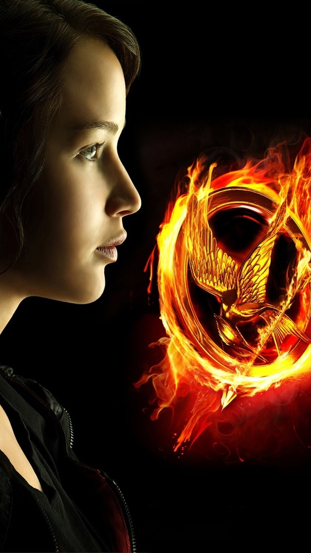 The Hunger Games Hd 640x1136 Iphone 5 5s 5c Se Wallpaper
