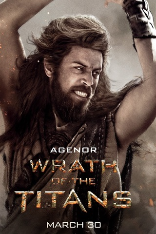 iPhone Papéis de Parede Toby Kebbell no Wrath of the Titans