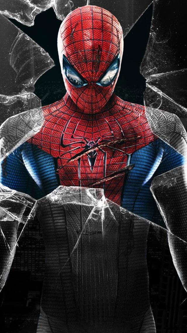 Картинки человек паук для телефона
