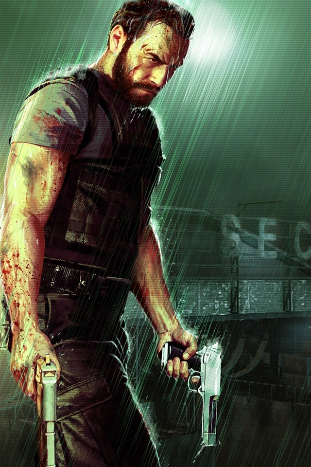 Max Payne 3 Hd 750x1334 Iphone 8 7 6 6s Wallpaper Background