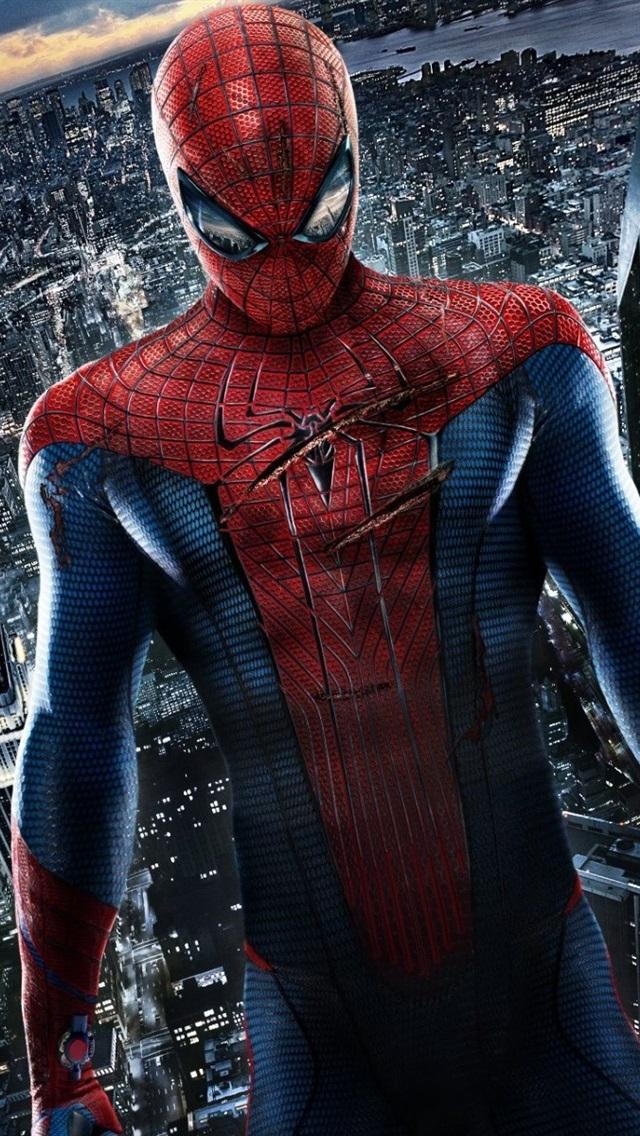 The Amazing Spider Man Movie 640x1136 Iphone 5 5s 5c Se
