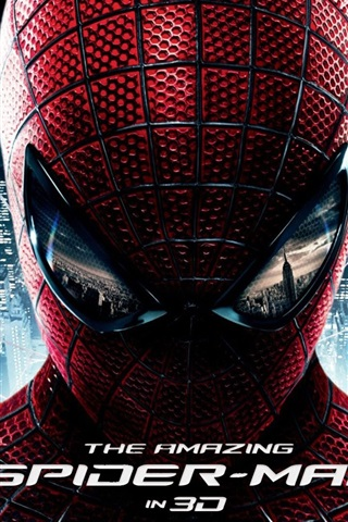 iPhone Wallpaper The Amazing Spider-Man wide