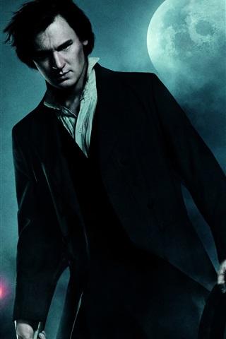 iPhone Wallpaper Abraham Lincoln: Vampire Hunter HD