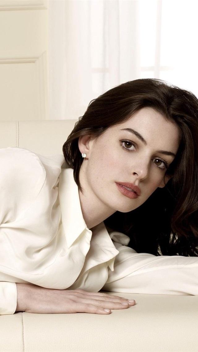 Fondos De Pantalla Anne Hathaway 04 1920x1200 Hd Imagen