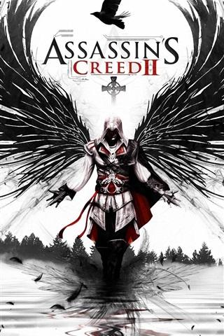 iPhone Wallpaper Assassin's Creed II