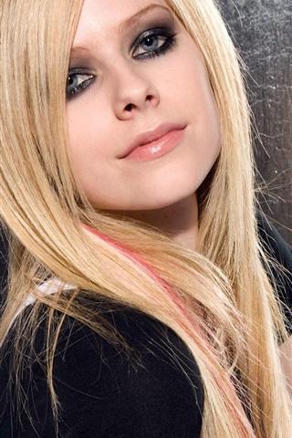 iPhone Wallpaper Avril Lavigne 23