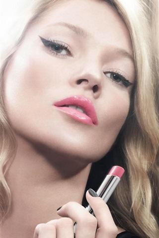 iPhone Wallpaper Dior Addict ads