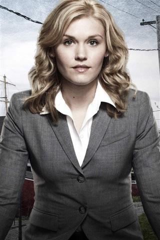 iPhone Hintergrundbilder Emily Rose in Haven TV-Serie