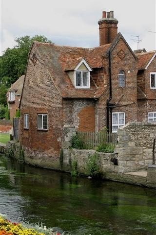 iPhone Papéis de Parede Reino Unido, Canterbury