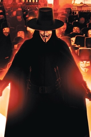 V For Vendetta 640x960 Iphone 4 4s Wallpaper Background Picture