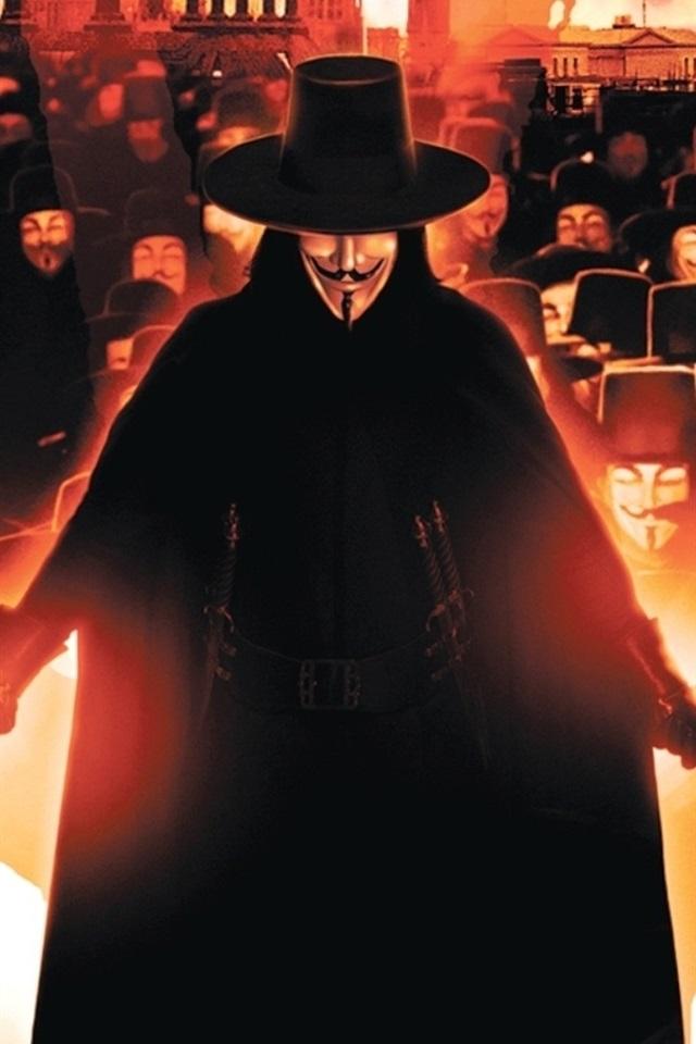 Wallpaper V For Vendetta 1920x1080 Full Hd 2k Picture Image