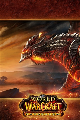 iPhone Papéis de Parede World of WarCraft HD
