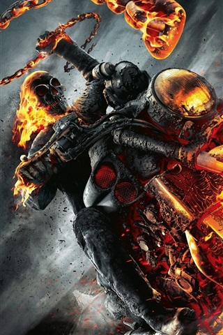 Wallpaper Ghost Rider 2560x1600 Hd Picture Image
