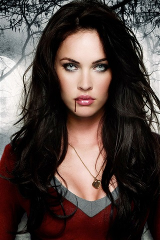 iPhone Wallpaper Megan Fox in Jennifer's Body movie