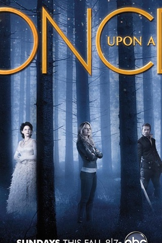 iPhone Wallpaper Once Upon a Time TV Series