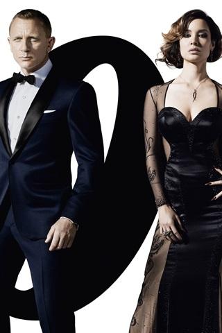iPhone Papéis de Parede 007 Skyfall filme HD