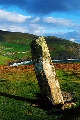 iPhone Wallpaper Beautiful scenery of Ireland