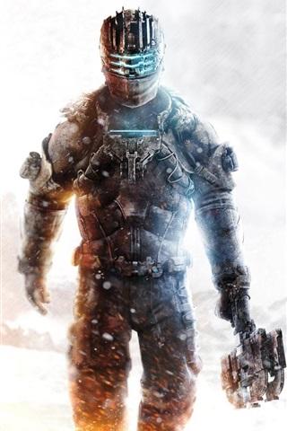 iPhone Papéis de Parede Dead Space 3 jogo para PC