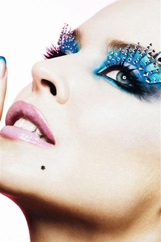 iPhone Papéis de Parede Kylie Minogue 01