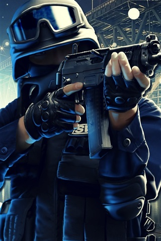 Point Blank Online Game 640x960 Iphone 4 4s Wallpaper Background