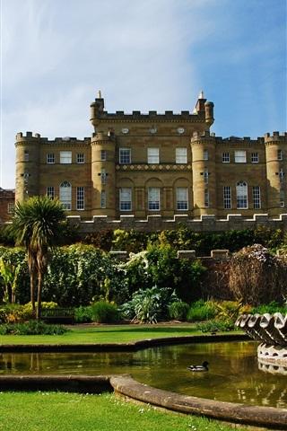 iPhone Wallpaper Scotland  Culzean Castle