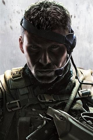 iPhone Wallpaper Sniper: Ghost Warrior 2 game HD