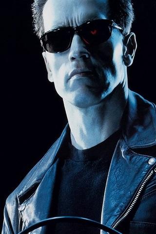 iPhone Wallpaper Terminator 2: Judgment Day