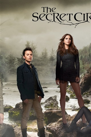 iPhone Hintergrundbilder Der Secret Circle TV-Serie