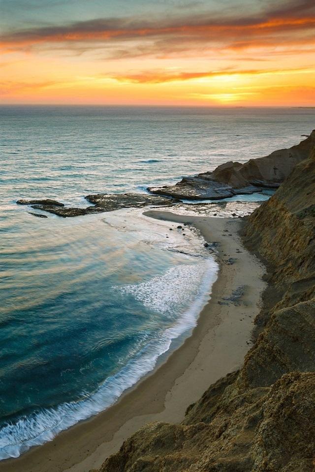 видела фото аллей моря для телефона изгородь может