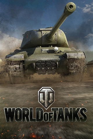 iPhone Papéis de Parede World of Tanks jogo para PC